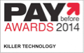Pay Awards 2014 Killer Technology